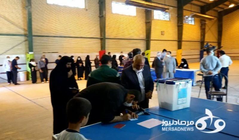 برگزاری مرحله دوم انتخابات یازدهمین دوره مجلس شورای اسلامی در اسلام آباد غرب
