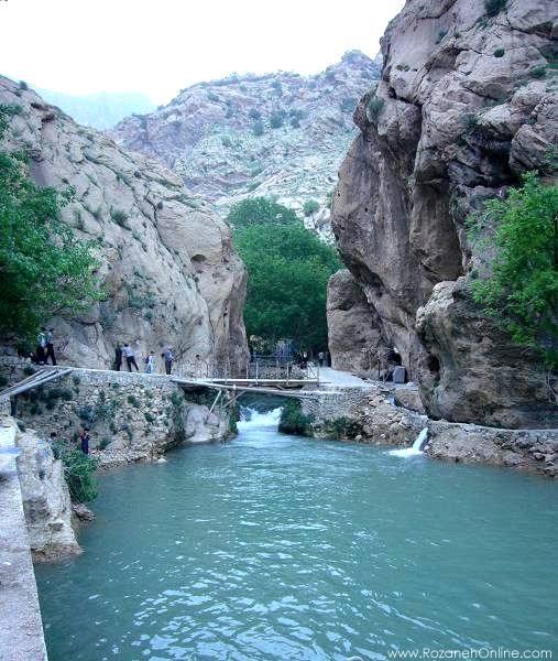 06 آبادی هایی که عجایب 14 گانه کرمانشاه هستند