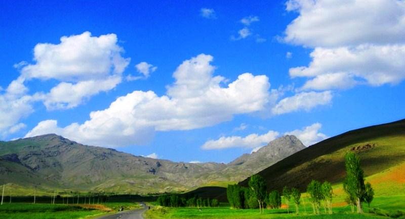 2 2 آبادی هایی که عجایب 14 گانه کرمانشاه هستند