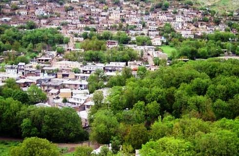 33th23 آبادی هایی که عجایب 14 گانه کرمانشاه هستند