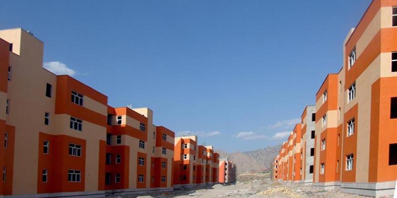 img14324678 مسکن مهر در شهرستان هرسين،از روئيا تا واقعيت+عكس