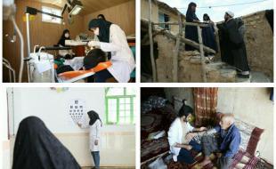 دانشجویان دانشگاه شهید بهشتی در اردوهای جهادی کرمانشاه/ بی مهری برخی نهادها به محرومیت زدایی های داوطلبانه