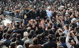 پاسخی به رسانه های مغرض/ ۴۰۰ هزار نفر آیت الله هاشمی را تشییع کردند