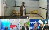 استاندار اصلاح طلب کرمانشاه مسیر خود را برای ندیدن غرفه ای که با شکایت او تعطیل شده کج کرد!