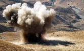 انفجار مین در قصرشیرین حادثه ساز شد