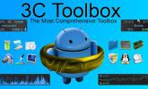 جعبهابزار همهکاره اندروید با اپلیکیشن 3C Toolbox Pro
