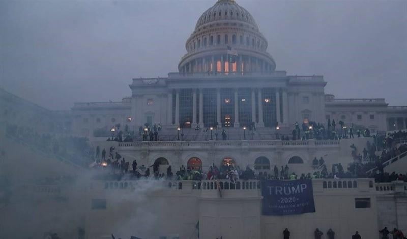 دوران آرامش یانکی ها به پایان رسید/ از توهم حمله ایرانی ها به کنگره تا بمب گذاری بیخ گوش نمایندگان