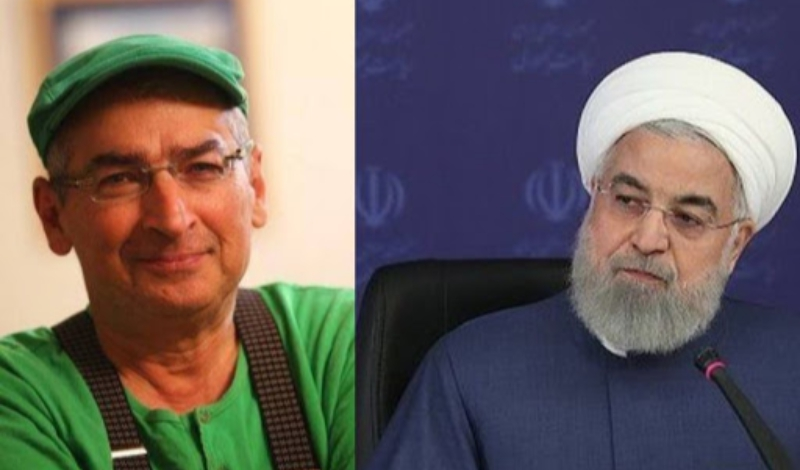 روحانی مثل یک مرد بیپول در سالگرد ازدواج است/ اگر همین الان احمدینژاد را رها کنید سفارت آمریکا را آب و جارو میکند