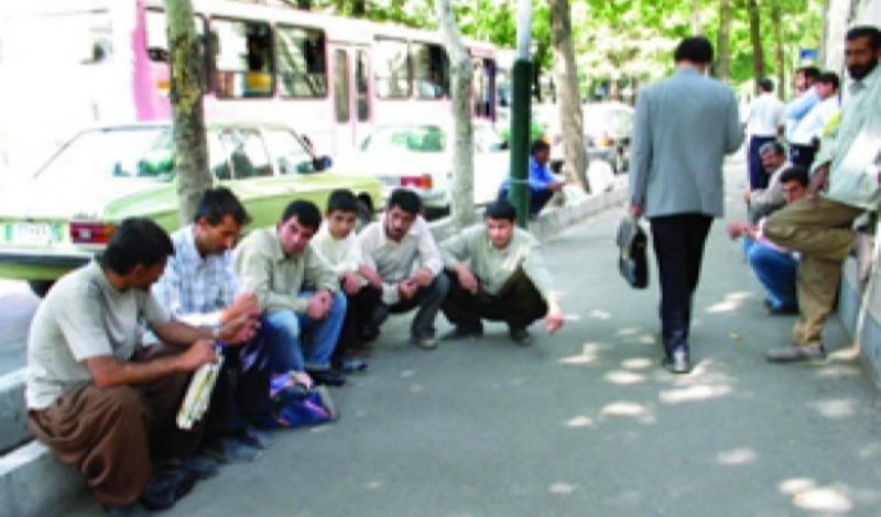 نرخ بیکاری استان کرمانشاه در جایگاه هفتم کشور قرار گرفت