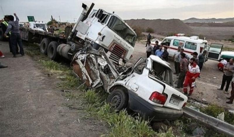 کاهش 13 درصدی مجروحان سوانح رانندگی/ سفر بی بازگشت 93 نفر در جاده های کرمانشاه