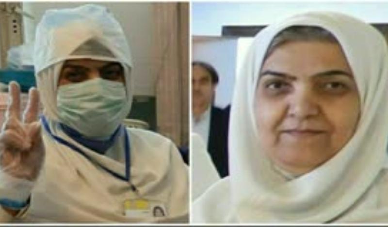 هشتمین مدافع سلامت در کرمانشاه آسمانی شد