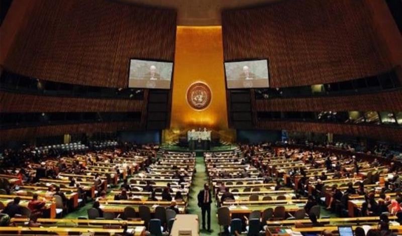 قطعنامه حق تعیین سرنوشت مردم فلسطین در سازمان ملل تصویب شد