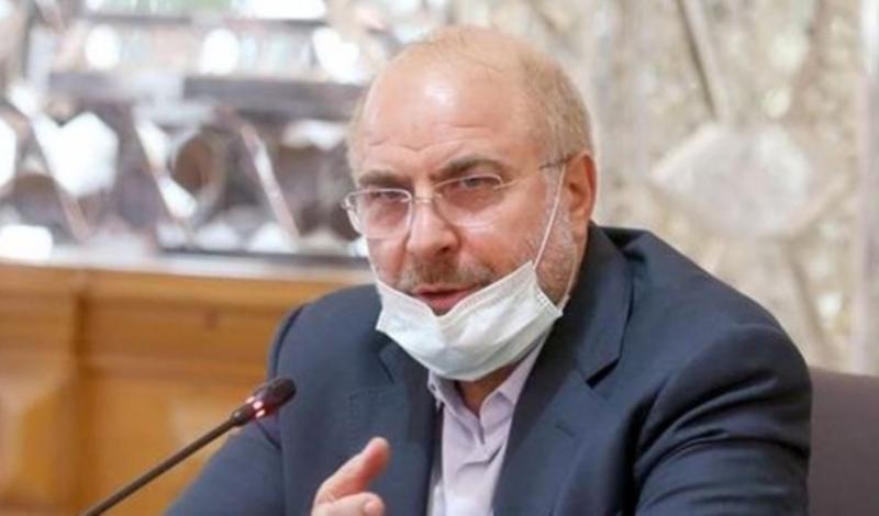 رئیس مجلس: پایه های اقتصاد داخلی ایران در شرایط تحریم محکمتر شد