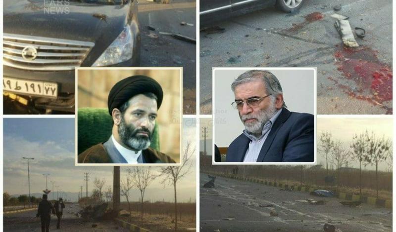 ترور شهید فخری زاده درسی برای دولتمردان است که بدانند به دشمن نمی شود اعتماد کرد