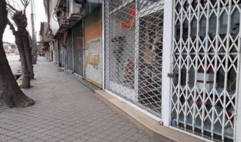 جزئیات ممنوعیت فعالیت اصناف در شهرستان سنقروکلیایی