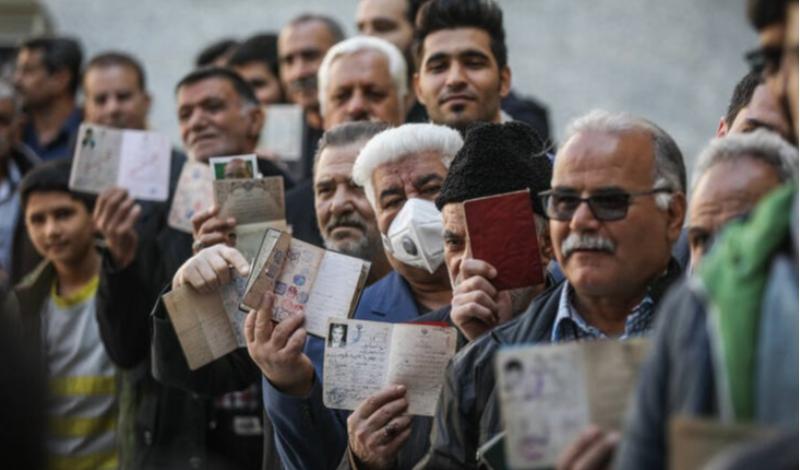 تحلیلی از مشارکت خوب مردم در انتخابات 1400