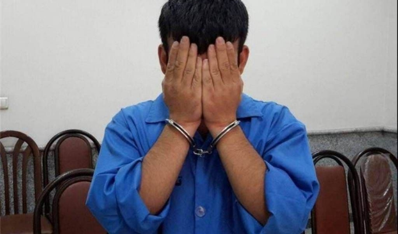 دستگیری سارق محتویات خودرو در کرمانشاه