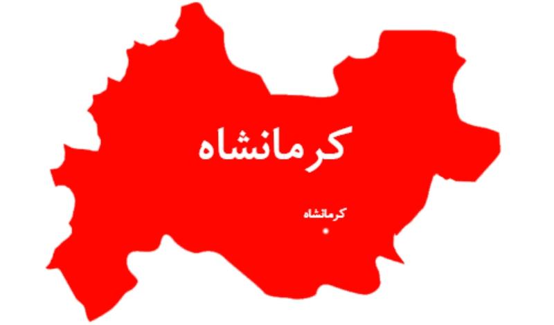 قرار گرفتن ۴ شهرستان استان کرمانشاه در وضعیت قرمز کرونایی
