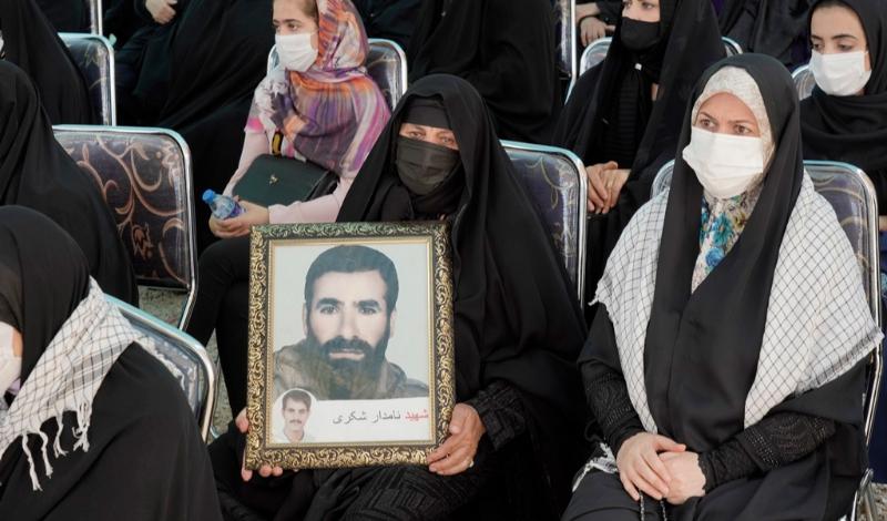 مراسم گرامیداشت عملیات غرورآفرین مرصاد در کرمانشاه