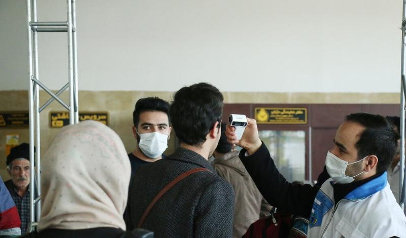 وضعیت رعایت پروتکلهای بهداشتی در پایانه های مرزی کرمانشاه چگونه است؟