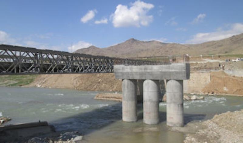 ۱۲ دستگاه پل جدید در محورهای مواصلاتی استان کرمانشاه احداث می شود