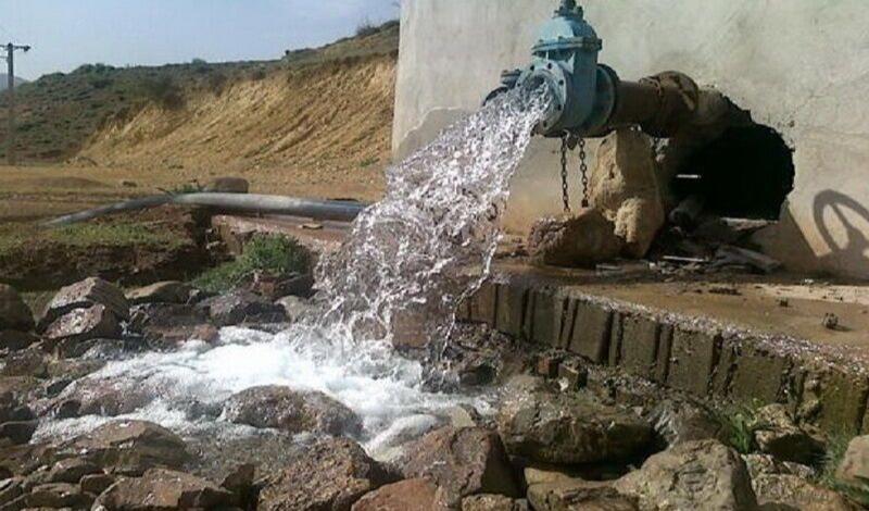 مشکل آب شرب ٣٠ روستای سنقروکلیایی رفع شد