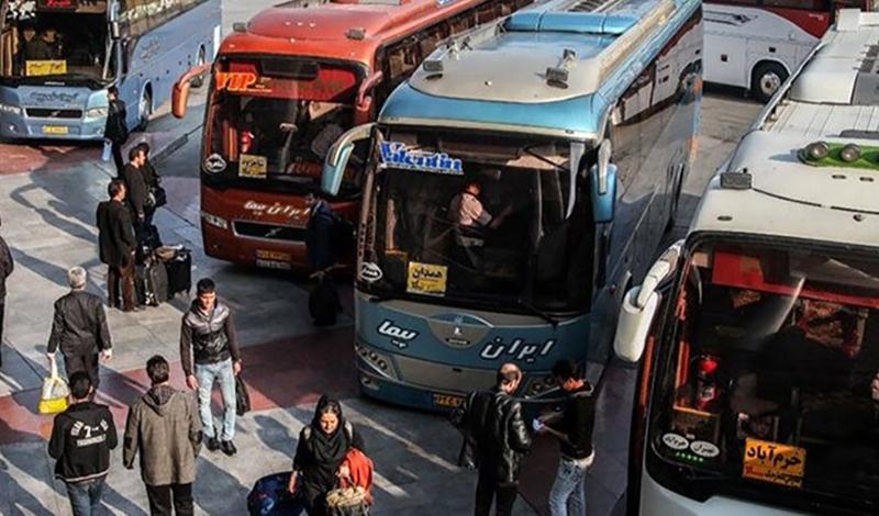 افزایش ۹ درصدی جابجایی مسافر به وسیله ناوگان عمومی حمل و نقل/ میانگین عمر ۹۲۲ خودرو سواری در استان کرمانشاه ۱۲سال است